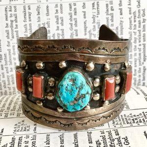W. Dodson Native American Cuff Bracelet